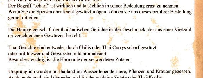 Sri-Thai is one of Lieux qui ont plu à Jan-Dirk.