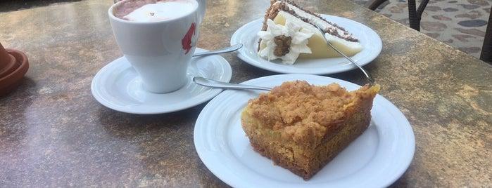 Flora-Café is one of Lieux qui ont plu à Jan-Dirk.