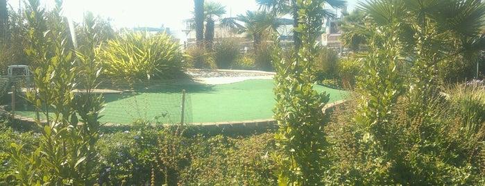 King Golf Mini Golf is one of Santiago + Valpo + Viña.