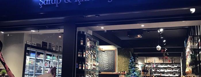 Bordo Şarap ve İçki Mağazası is one of En İyi Tasarımlı Şarap Ve İçki Mağazaları.