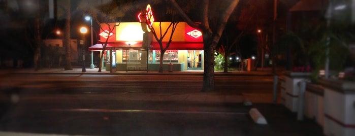 Astro Burger is one of Dan : понравившиеся места.