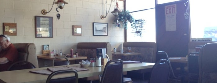 Ludlow Cafe is one of USA.