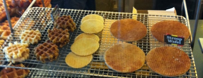 Wafels & Dinges Cafe is one of Loose.