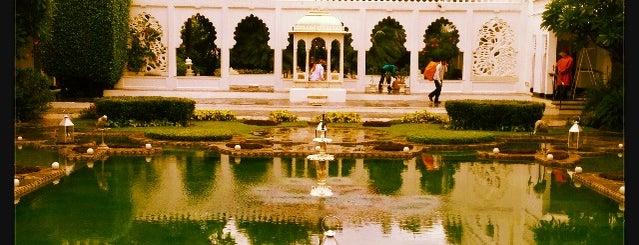 Taj Lake Palace is one of Condé Nast Traveler Platinum Circle 2013.