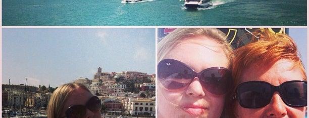 Ferry Formentera - Eivissa is one of Danilaさんのお気に入りスポット.