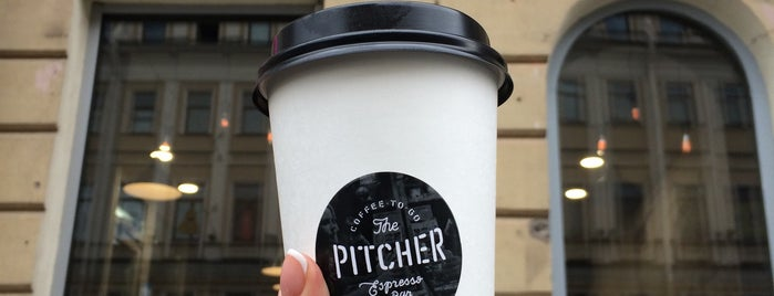 Pitcher is one of SPB.