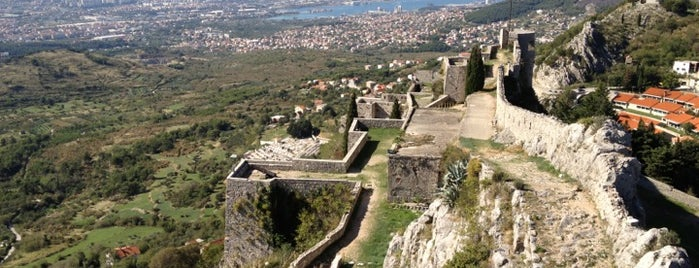 Klis Fortress is one of For Croatia.