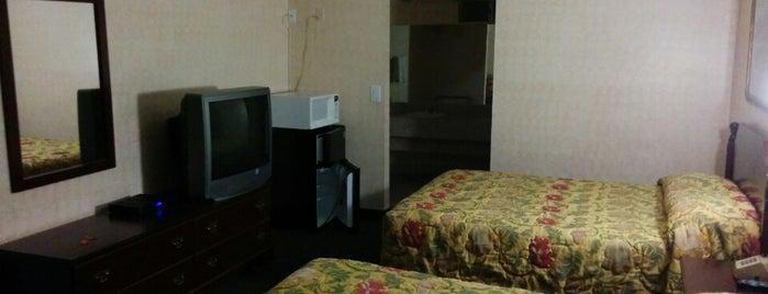 Budget Inn is one of Orte, die Rosario gefallen.