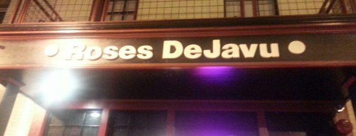 Roses Deja 'Vu is one of Tempat yang Disukai Juanita.