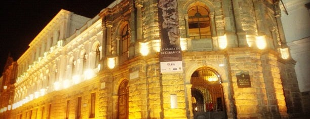 Centro Cultural Metropolitano is one of Ecuador best spots.