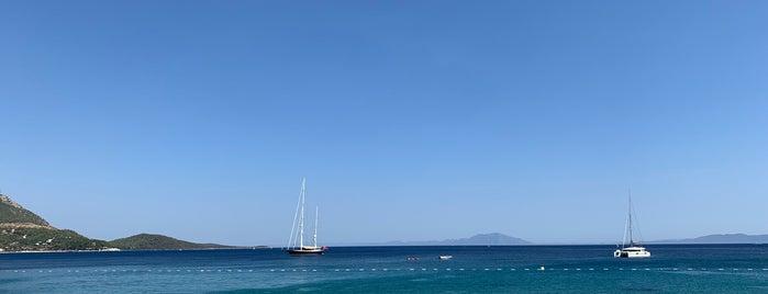 Silent Beach is one of Lugares favoritos de Deniz.