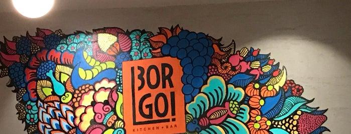 Borgo Kitchen+Bar is one of Avrupa Yakası.