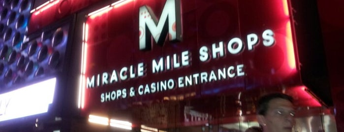 Miracle Mile Shops is one of Vegas Bound Bitches 13'.