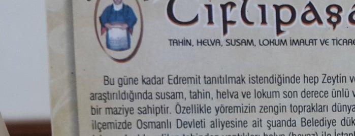 Tıflıpaşa is one of Gidip Denemeli.