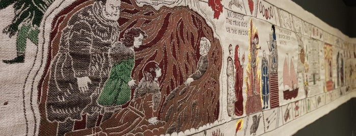 Game Of Thrones Tapestry is one of Belfast To Go.