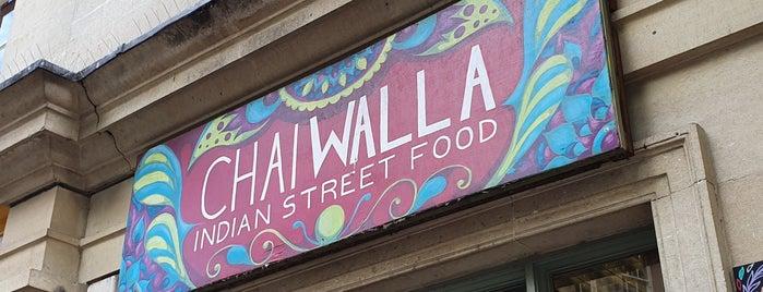 Chai Walla is one of Bath.