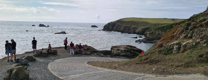Lizard Point is one of Cornwall.