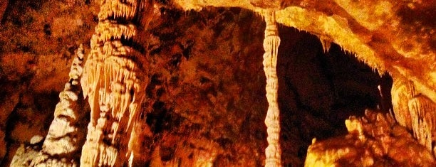 Natural Bridge Caverns is one of Hill Country.