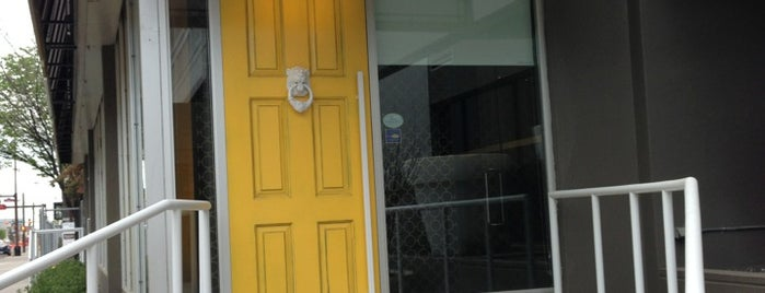 Yellow Door Bistro is one of Calgary.