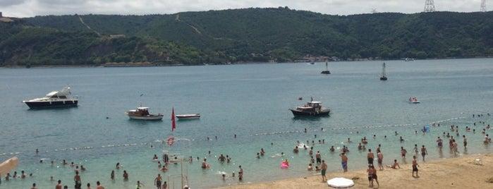 Altınkum plajı is one of muhteşemm bi  yer...