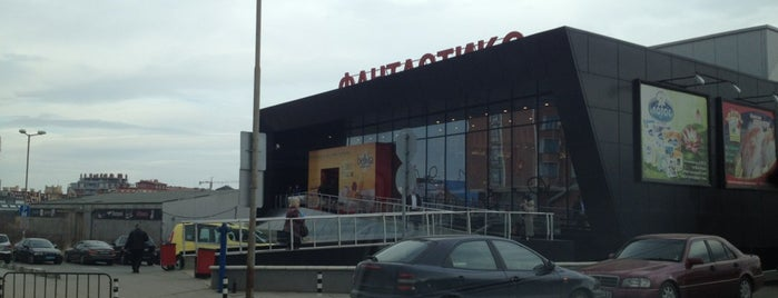 Фантастико (Fantastico) is one of Orte, die 83 gefallen.