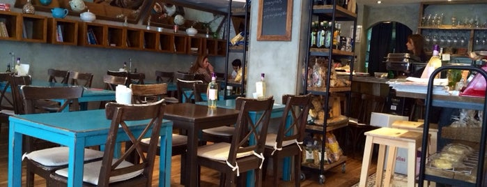 La Bottega Center is one of Best Italian kitchen in Sofia.
