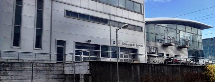 Auto Bavaria is one of Zorata'nın Beğendiği Mekanlar.