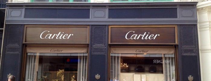 Cartier is one of Locais curtidos por Montréal.