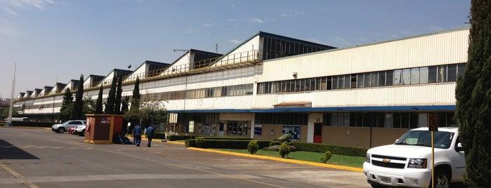 General Motors Engine Plant is one of Posti che sono piaciuti a Salvador.