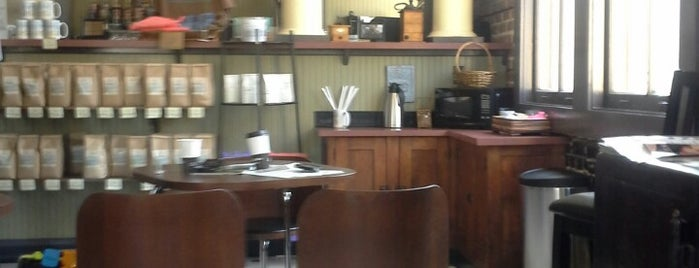 Bankhouse Coffee is one of MS Stops.