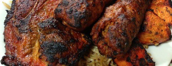 Bakhtar Afghan Halal Kababs is one of Halal Spots in NYC.