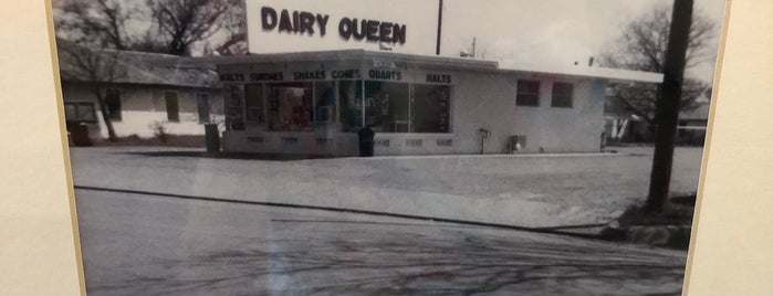 Dairy Queen is one of Wish I was there!.