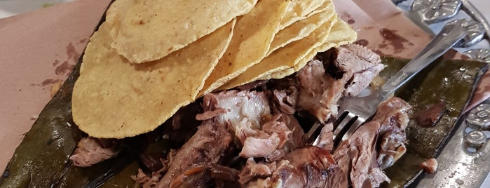 Barbacoa jeros is one of Dianaさんのお気に入りスポット.