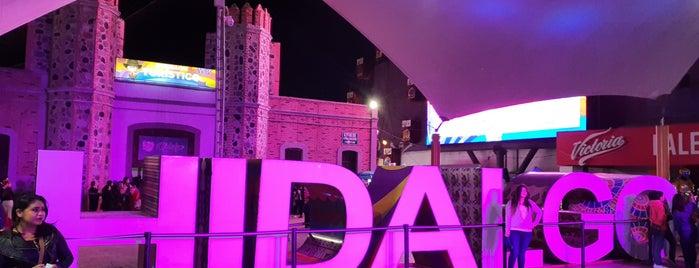Instalaciones de la Feria Pachuca is one of สถานที่ที่ Tann ถูกใจ.