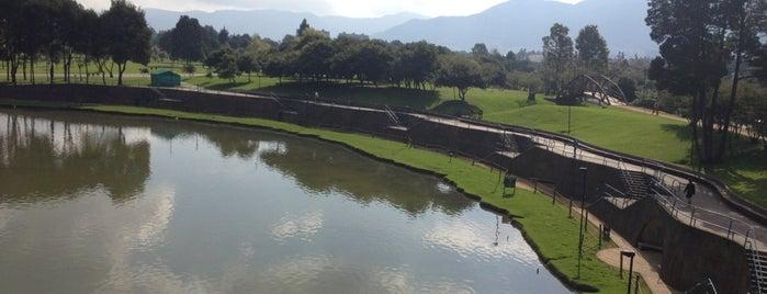 Parque Metropolitano Simón Bolívar is one of selección Bogota.