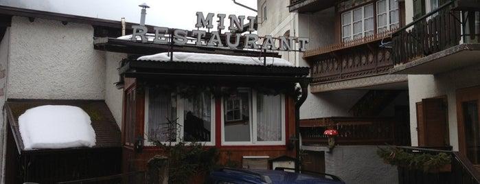 Mini Restaurant is one of สถานที่ที่ Алексей ถูกใจ.