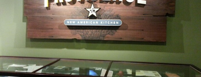 Providence New American Kitchen is one of Want to Try.