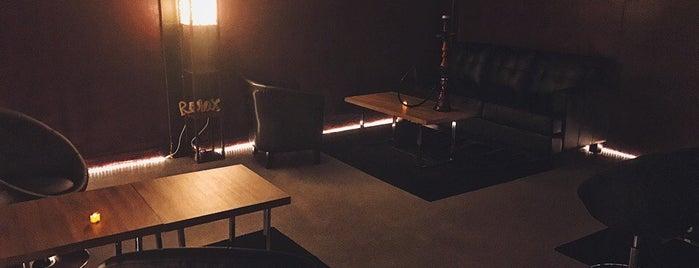 LAndmark Hookah Lounge is one of LALA.