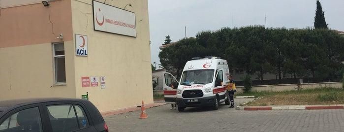 Marmara Ereğlisi İlce Devlet Hastanesi is one of Gökmen'in Beğendiği Mekanlar.