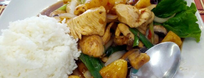 Thai Pepper Cuisine is one of Kat 님이 좋아한 장소.