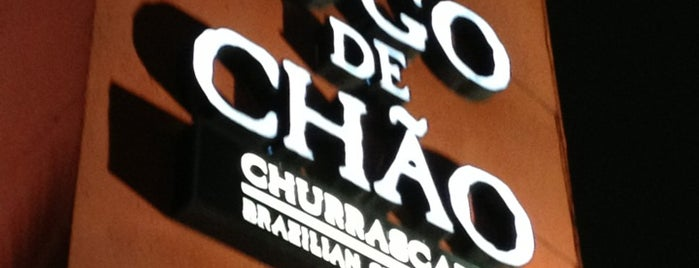 Fogo de Chão is one of Top places SP.