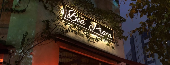 Boteco Boa Praça is one of Já Fui!.