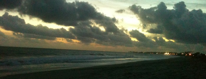 Praia de Lucena is one of Joao Pessoa.