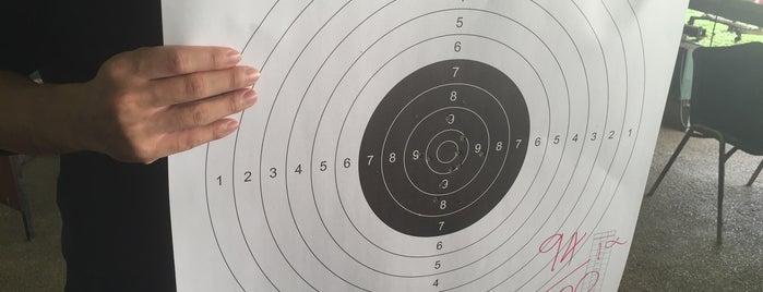 CRMA Shooting Range is one of สระบุรี, นครนายก, ปราจีนบุรี, สระแก้ว.