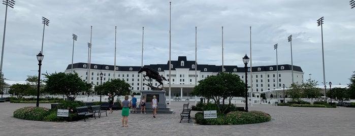 Ocala World Equestrian Center is one of Equestrian.