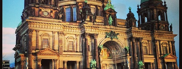 Cathédrale de Berlin is one of Deutschland | Sehenswürdigkeiten & mehr.