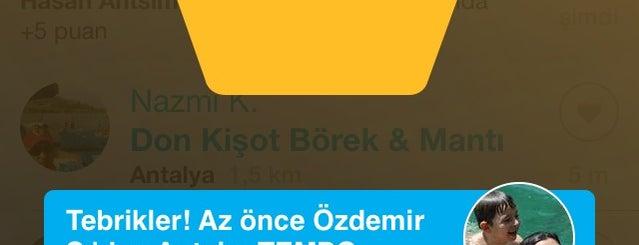 Antsim TEMPO BOYA is one of Locais curtidos por Hasan.