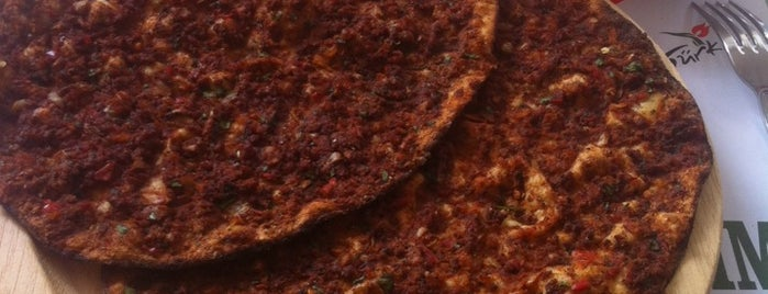 Bizim Lahmacun is one of Lugares favoritos de Sinan.