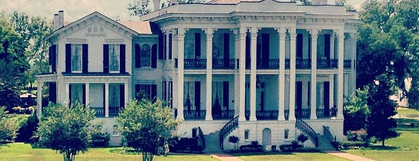 Nottoway Plantation is one of New Orleans.