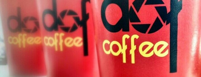 Dof Coffee is one of istanbul cool places.